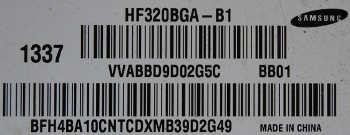 матрица HF320BGA-B1