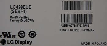 матрица LC420EUE (SE)(F1)