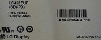 матрица LC420EUF (SD)(PX)