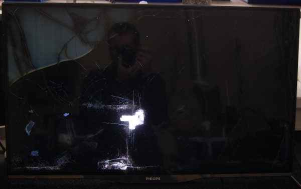 телевизор Philips 32PFL5018T/60