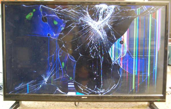 телевизор DEXP H32B3100M