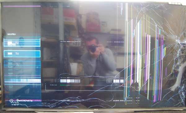 телевизор DEXP F49C8000H