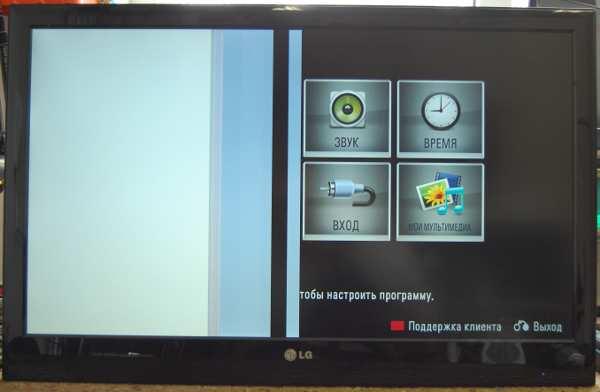 телевизора LG 32LV3400