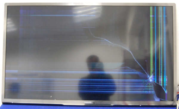 телевизор Philips 46PFL5537T/60