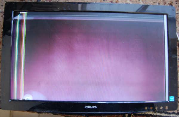 телевизор Philips 196V3LSB25