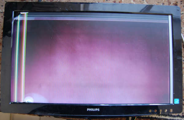 телевизор Philips 196V3LSB25