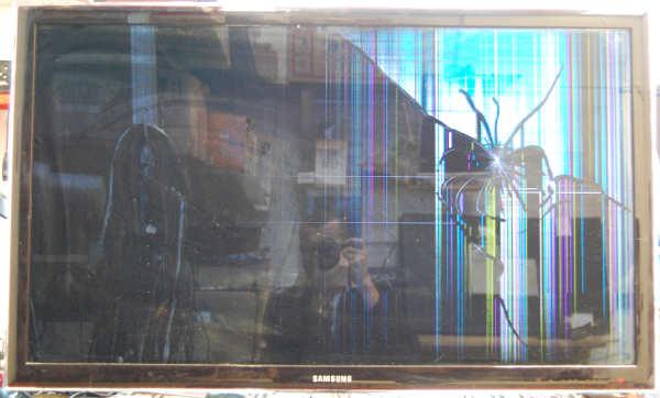 телевизор Samsung UE40D5500RW