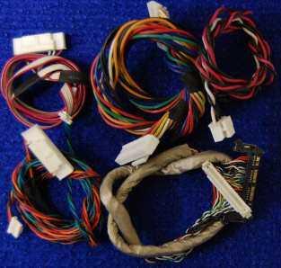 Шлейф 089B0000-A68-000-9774 от телевизора Philips