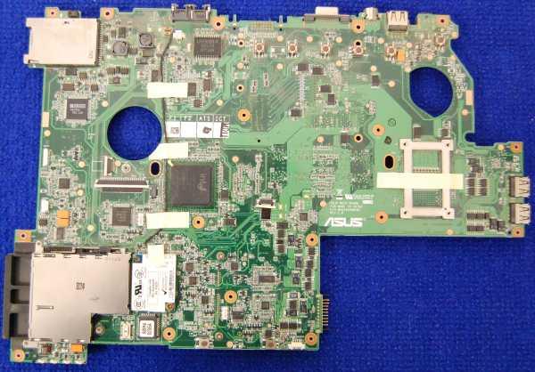 Основная плата A8JP P/N: 08G28AP0020V Rev:2.0 от ноутбука ASUS Z99H A8JP