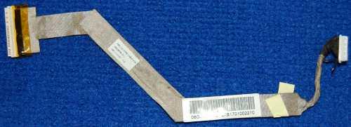 Шлейф LCD 08Q25FR8121U от ноутбука ASUS F5N