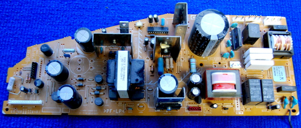 Power Supply Board 1-681-588-21 (1-719-914-31) от телевизора Sony KV29CS60K