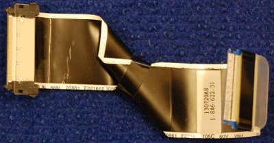 Шлейф 130720A8 1-846-622-31 от телевизора Sony KDL-42W653A