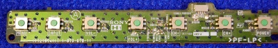Button Board 1-870-678-11 от телевизора Sony KDL-32U2000