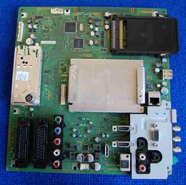 Main Board 1-877-366-13 (A-1184-536-C)