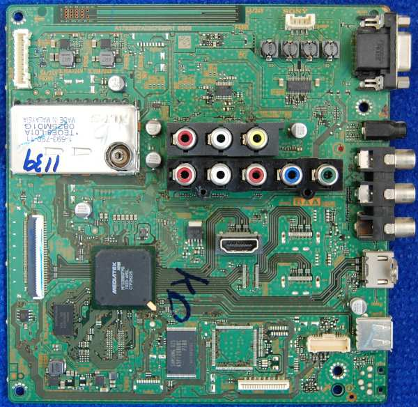 Main Board 1-880-238-33 (173141233) от телевизора Sony KLV-26BX300
