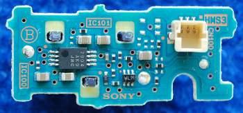 Presense Sensor Board 1-883-755-11 HM83 A-1792-511-A oт телевизора Sony KDL-40EX521