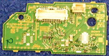 Board 1-887-030-12 (1-733-693-12) от телевизора Sony KDL-42W653A