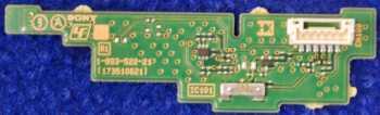IR Board 1-893-522-21 (173510621) от телевизора Sony KDL-32R303B
