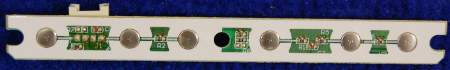 Button Board 110603 2751841 0295815 от телевизора Philips 42PFL3605/60 TPM4.1E LA