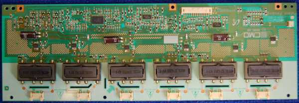 Inverter Board CEM-1-97 1260B1-12D от телевизора Samsung LE26S81B