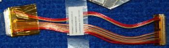 Шлейф LVDS PN: 14005-00240100 от планшета Asus TF300TG