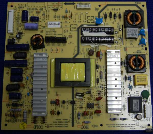 Power Supply Board 168P-P32EXM-HCW4 от телевизора BBK LEM3289
