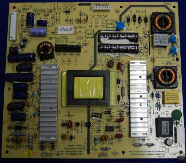 Power Supply Board 168P-P32EXM-HCW4 от телевизора BBK LEM3289