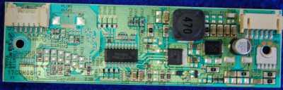 LED Driver Board 17CON08-2 от телевизора Sharp LC-22LE240RUX
