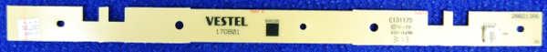 Interface Board 17DB01 Vestel 200213R6 от телевизора