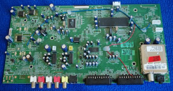 Main Board 17MB24-1 от телевизора Vestel VR 20735 TFT-B