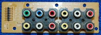 AV Board 182-BCAV-Rev1.2 от телевизора VR LT-32L05V