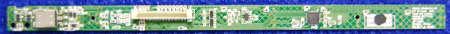 IR Board 1BF-3001A от телевизора LG 42LV3700-ZC