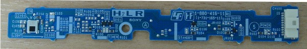 Infrared Board 1-880-416-11 (1-731-165-11)