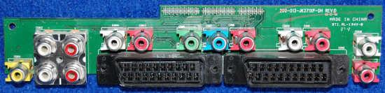 Main AV Board 200-013-JK371XP-DH REV:D