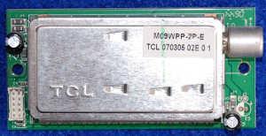 Tuner Board 200-C04-GL266H REV:A (M09WPP-2P-E)
