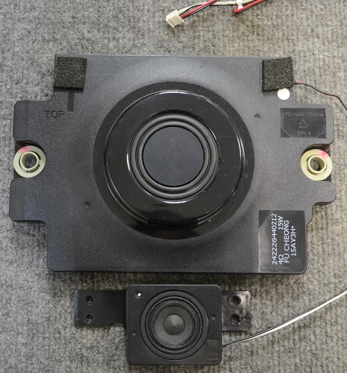 Динамики 242226440212 от Philips 42PFL6008S/60