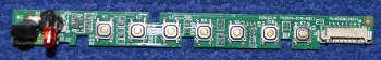 Button Board 303CMG30243 TV3024-ZC10-01(C) от Haier, JVC, Telefunken