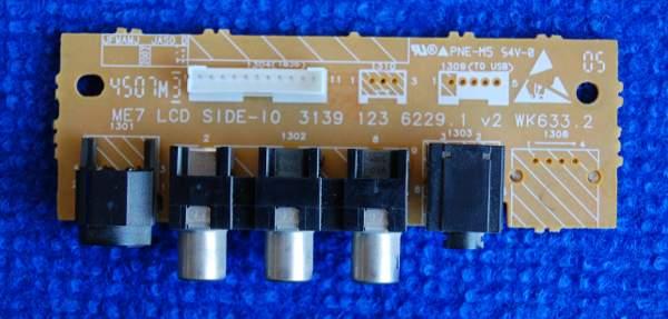 Side AV Board 31391236229.1 (WK633.2)