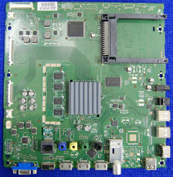 Main Board 313912365323V2-MB/65333V2-SB (313929713694) от телевизора Philips 46PFL5537T/60