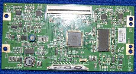 T-Con Board 320AP03C2LV0.1 от телевизора Thomson 32HR3230