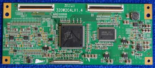 T-Con Board 320W2C4LV1.4 от телевизора Sven STL-3200