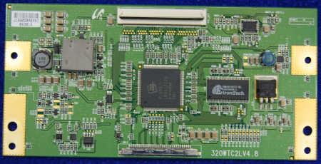 T-Con Board 320WTC2LV4.8 от телевизора Samsung LE32R81B