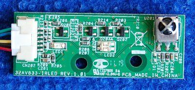 Infrared Remote Sensor 32AV833-IRLED