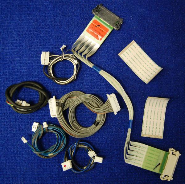 Кабели и шлейфы от телевизора LG 32LA621V-ZD