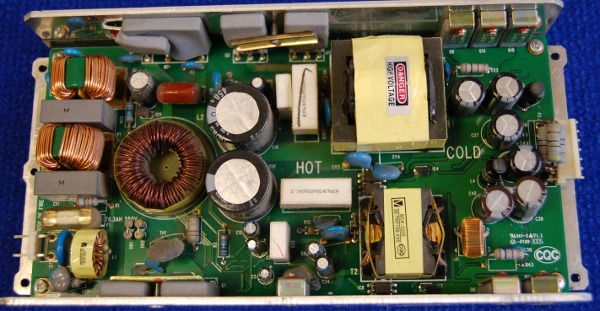 Power Supply Board от телевизора Thomson 32LB040S5