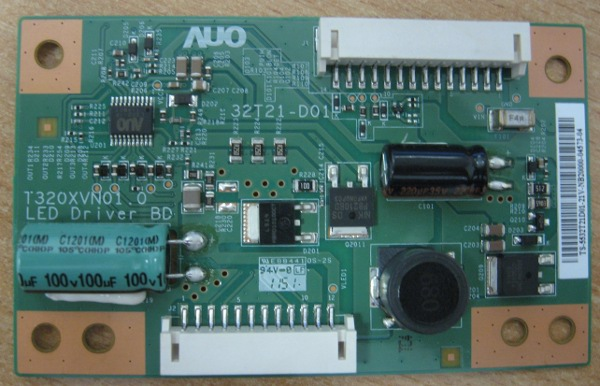 LED Board T320XVN01.0 32T21-D01 от телевизора LG 32LS3510-ZB