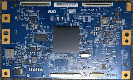 T-con Board T320HVN03.1 32T36-C06 от Samsung UE32F6400AK