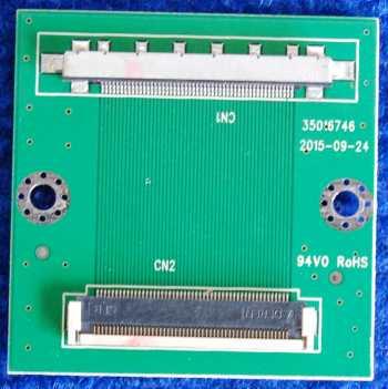 Board 35016746 от телевизора Dexp F40C7100K