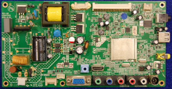 Main Board 35017525 Rev-00 от телевизора Supra STV-LC22740WL