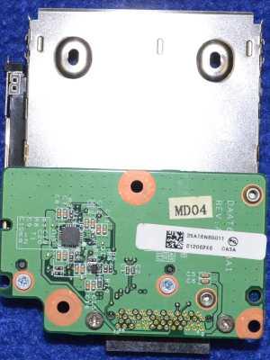 PCMCIA Board 35AT6NB0011 от HP Pavilion dv6812er